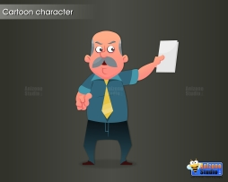 Character style 7