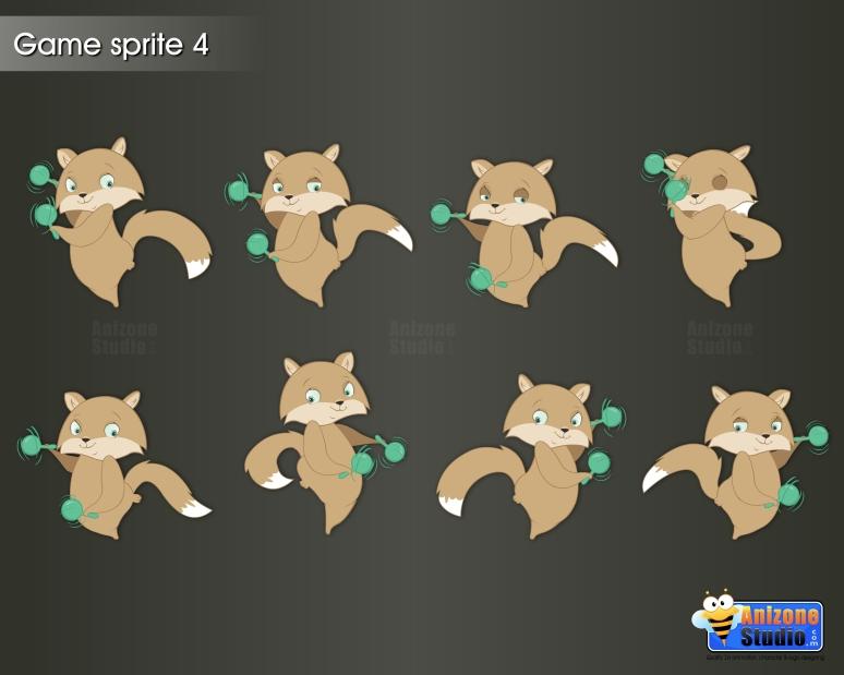 Game sprite 4